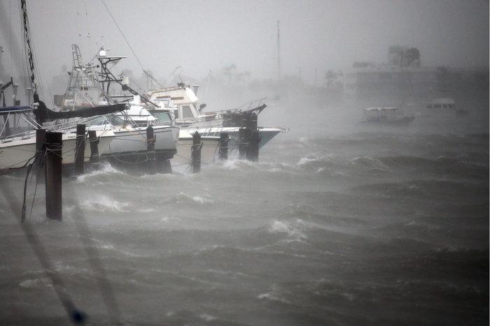 Η Ιρμα στη Φλόριντα: Τι κατέγραψε ο φακός του Reuters - εικόνα 5