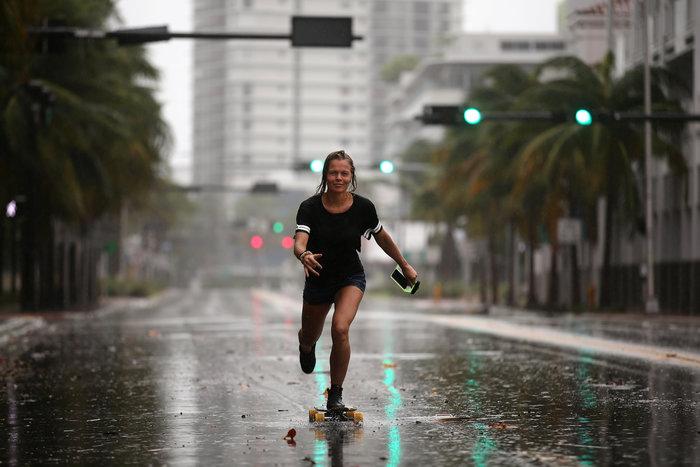Η Ιρμα στη Φλόριντα: Τι κατέγραψε ο φακός του Reuters - εικόνα 10