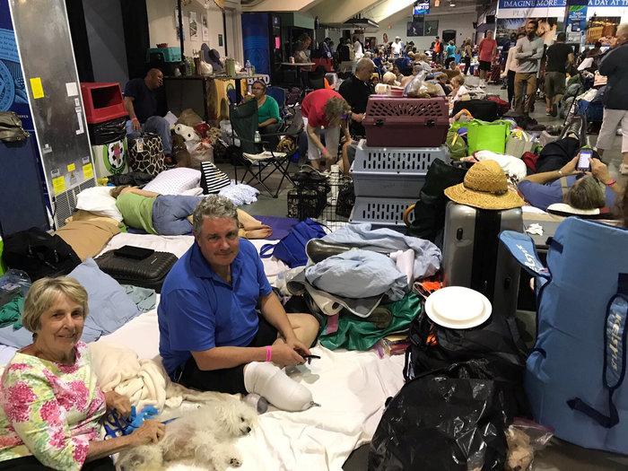 Η Ιρμα στη Φλόριντα: Τι κατέγραψε ο φακός του Reuters - εικόνα 11