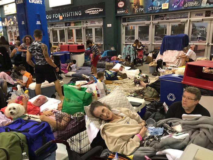 Η Ιρμα στη Φλόριντα: Τι κατέγραψε ο φακός του Reuters - εικόνα 12