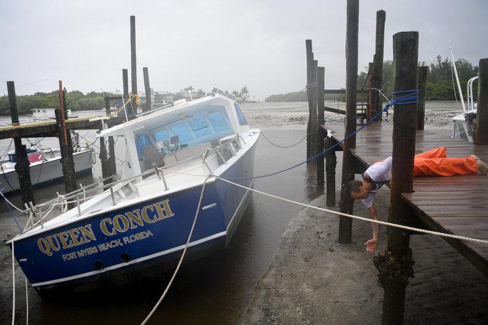 Επικών διαστάσεων ο τυφώνας Ιρμα σαρώνει την Φλόριντα - εικόνα 12