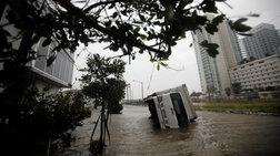 Σε κατάσταση μείζονος φυσικής καταστροφής η Φλόριντα από την Ιρμα
