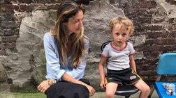 Η συγγνώμη της Σοφίας Καρβέλα από τους καλεσμένους στο πάρτι του γιου της