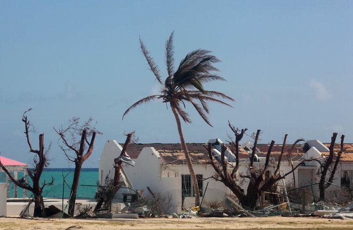 Εξι νεκροί και τεράστια καταστροφή από την Ιρμα στη Φλόριντα - εικόνα 11