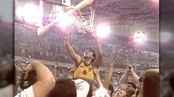 Γκάλης: Η ιστορία του θρύλου του ελληνικού μπάσκετ - εικόνα 4