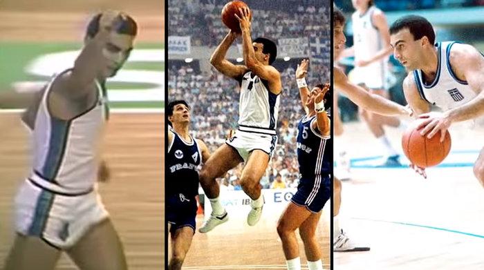 Γκάλης: Η ιστορία του θρύλου του ελληνικού μπάσκετ - εικόνα 5