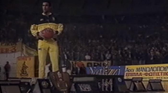Γκάλης: Η ιστορία του θρύλου του ελληνικού μπάσκετ - εικόνα 6