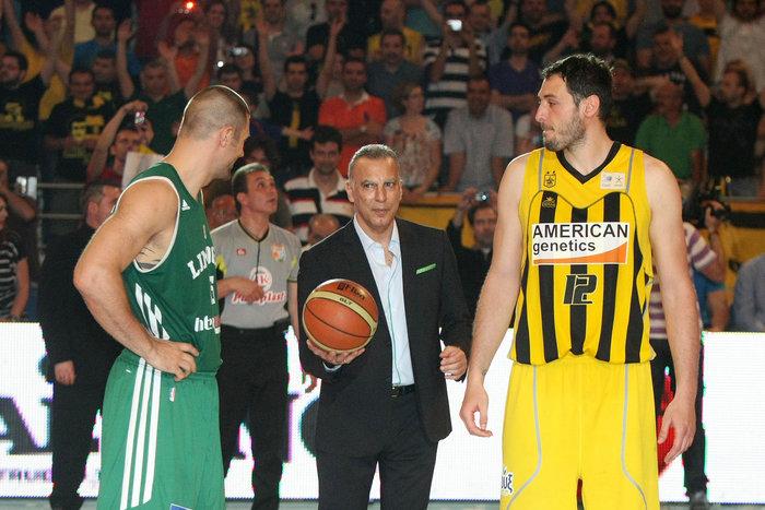 Γκάλης: Η ιστορία του θρύλου του ελληνικού μπάσκετ - εικόνα 8
