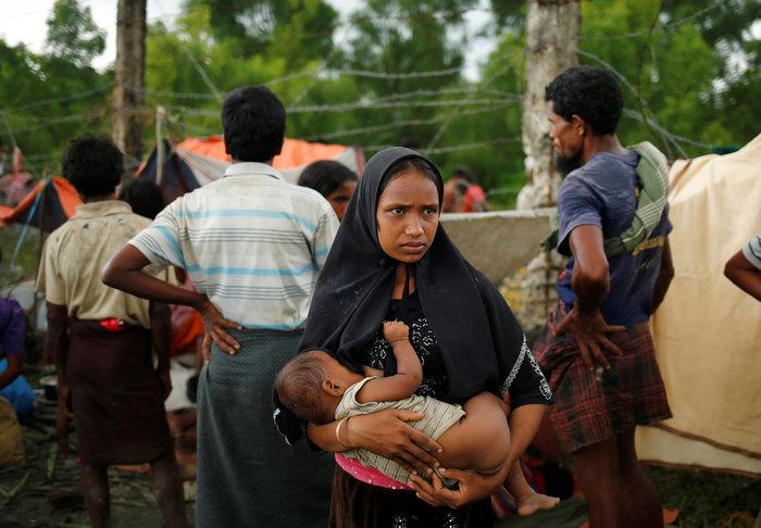 Η εθνοκάθαρση των Ροχίνγκια: Γολγοθάς σε θάλασσα και στεριά - εικόνα 3