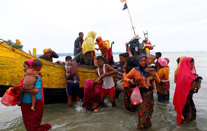 Η εθνοκάθαρση των Ροχίνγκια: Γολγοθάς σε θάλασσα και στεριά - εικόνα 7