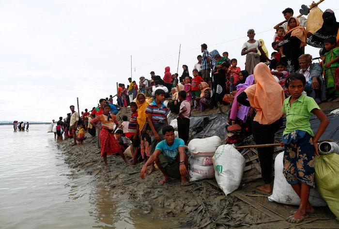 Η εθνοκάθαρση των Ροχίνγκια: Γολγοθάς σε θάλασσα και στεριά - εικόνα 9