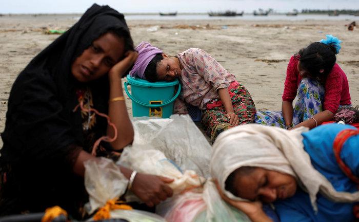 Η εθνοκάθαρση των Ροχίνγκια: Γολγοθάς σε θάλασσα και στεριά - εικόνα 10