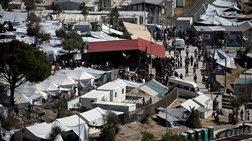 «Ασφυξία» και πάλι στη Λέσβο, διπλασιάστηκαν οι εγκλωβισμένοι