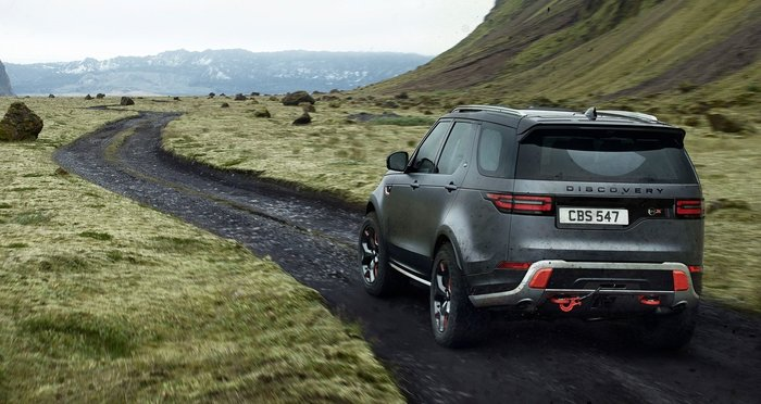 Land Rover Discovery SVX με 525 ίππους αλλά και 2λιτρο με 300!