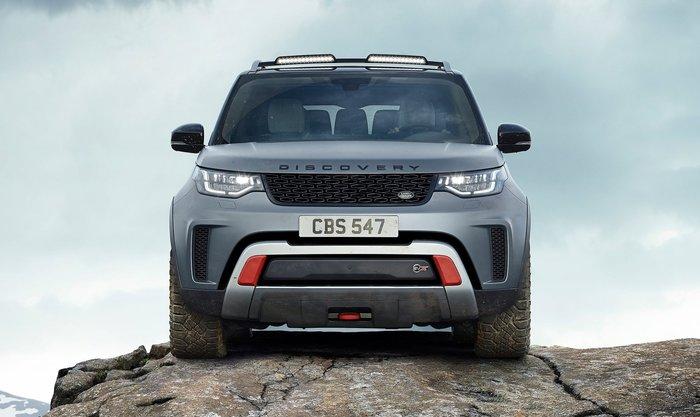 Land Rover Discovery SVX με 525 ίππους αλλά και 2λιτρο με 300! - εικόνα 2