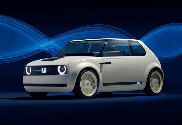 Το Honda Urban EV Concept θυμίζει το πρώτο Civic!