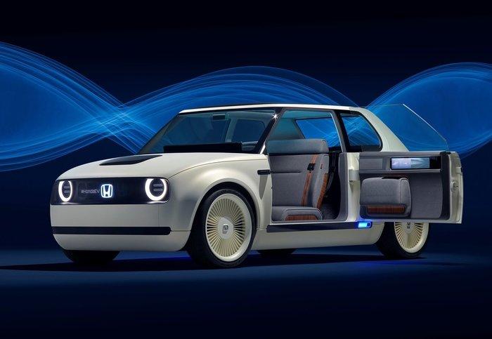 Το Honda Urban EV Concept θυμίζει το πρώτο Civic! - εικόνα 2