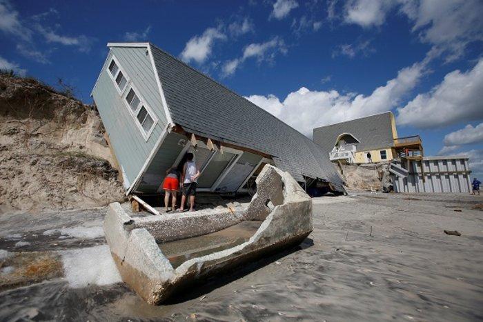 Έφτασαν τους 12 οι νεκροί στη Φλόριντα από τον κυκλώνα Ίρμα (ΦΩΤΟ) - εικόνα 2