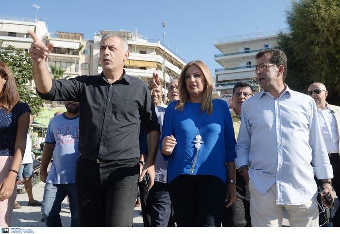 Η Γεννηματά στην Πειραϊκή: Τεράστιες ευθύνες της κυβέρνησης - εικόνα 2