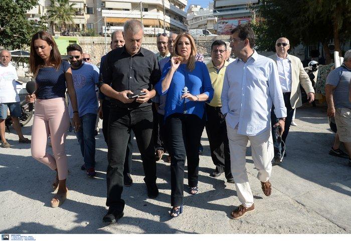 Η Γεννηματά στην Πειραϊκή: Τεράστιες ευθύνες της κυβέρνησης - εικόνα 3
