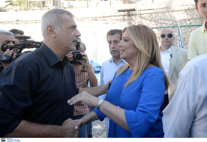 Η Γεννηματά στην Πειραϊκή: Τεράστιες ευθύνες της κυβέρνησης - εικόνα 4