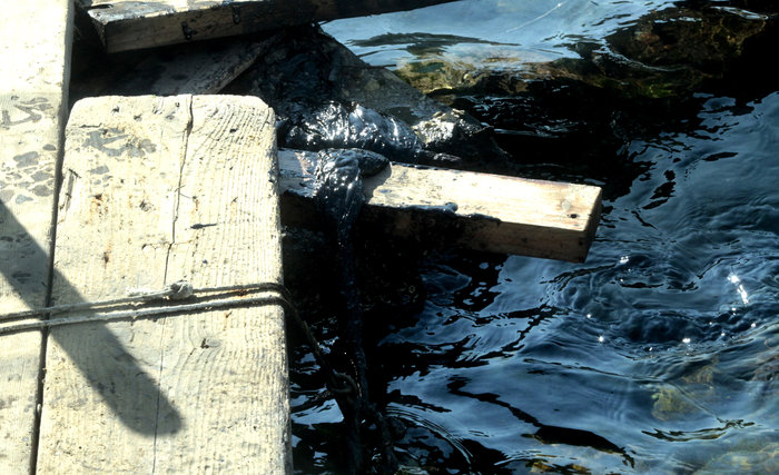 Πετρέλαιο και μαζούτ «πνίγει» τον Σαρωνικό [ΕΙΚΟΝΕΣ] - εικόνα 3