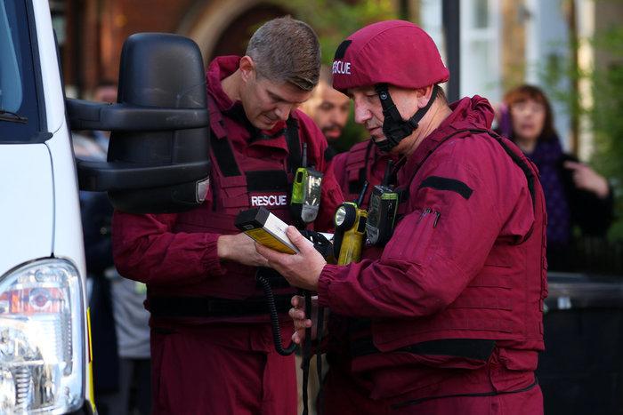 Λονδίνο: Σε εξέλιξη ανθρωποκυνηγητό για τη σύλληψη του δράστη - εικόνα 21