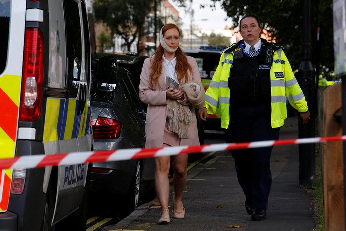 Καρέ καρέ η τρομοκρατική επίθεση στο μετρό του Λονδίνου - εικόνα 7