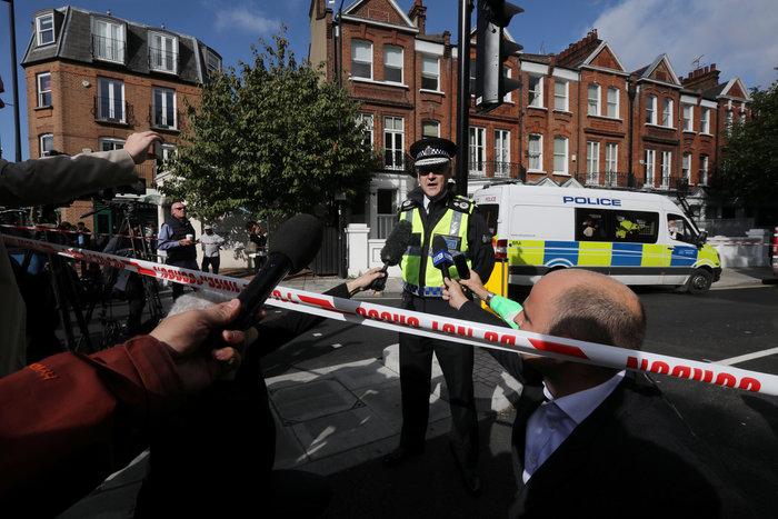 Καρέ καρέ η τρομοκρατική επίθεση στο μετρό του Λονδίνου - εικόνα 15