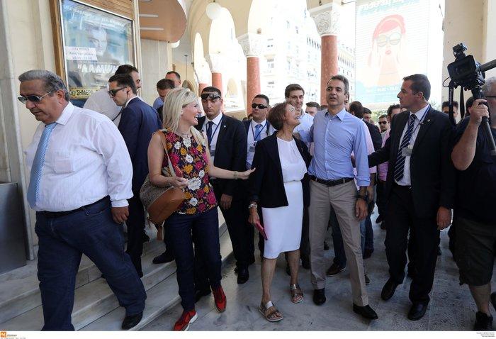 Η ωραία στιγμή της ημέρας για τον Κυριάκο στη Θεσσαλονίκη - εικόνα 3