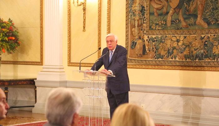 Την έναρξη των εργασιών κήρυξε μεταξύ άλλων ο πρόεδρος της Ελληνικής Δημοκρατίας Προκόπης Παυλόπουλος