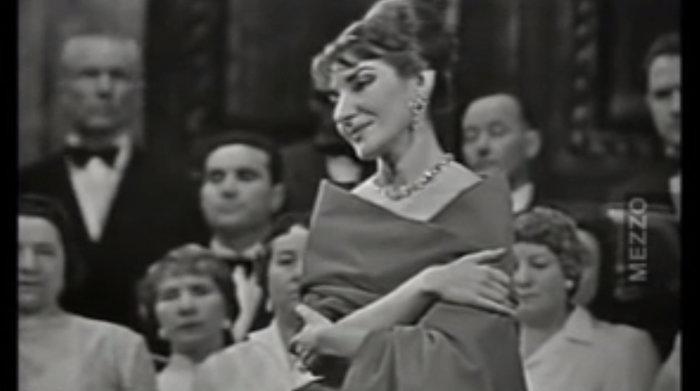 Casta Diva, Παρίσι (1958)