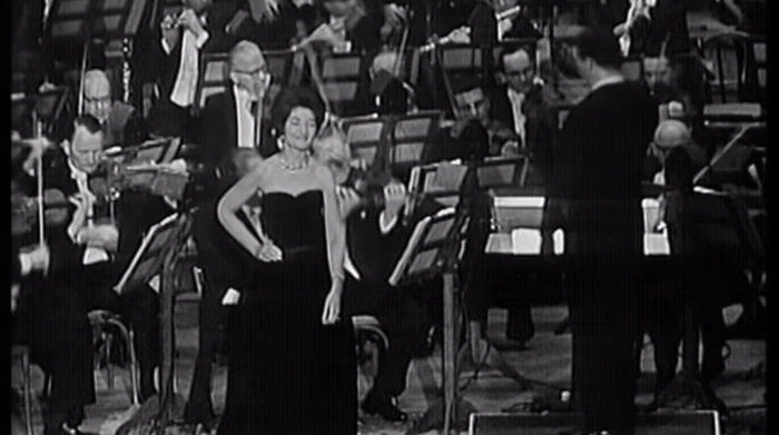 Carmen, Αμβούργο (1962)