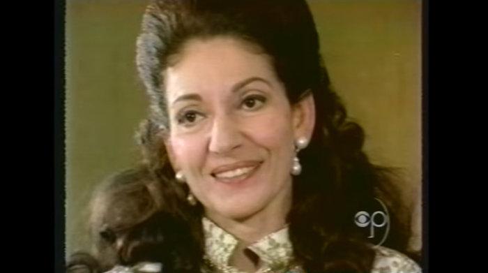 Από συνέντευξή της το 1977 στιον Mike Wallace
