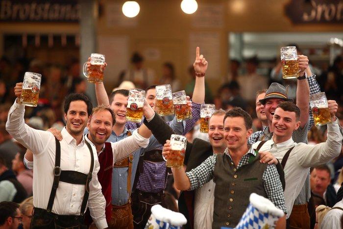 """Πως γεννήθηκε η """"εθνική"""" γιορτή της Γερμανίας, το Oktoberfest - εικόνα 5"""