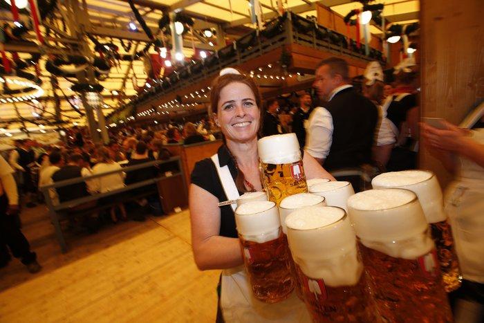 """Πως γεννήθηκε η """"εθνική"""" γιορτή της Γερμανίας, το Oktoberfest - εικόνα 3"""