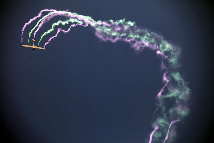 Athens Flying Week: Φοβεροί ελιγμοί, αερομαχίες & ακροβατικά - εικόνα 4