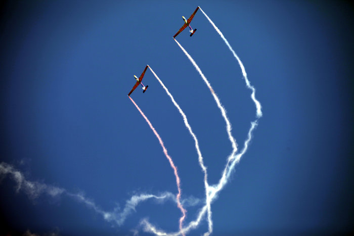 Athens Flying Week: Φοβεροί ελιγμοί, αερομαχίες & ακροβατικά - εικόνα 6