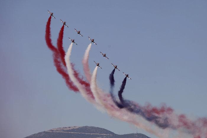 Athens Flying Week: Φοβεροί ελιγμοί, αερομαχίες & ακροβατικά - εικόνα 10