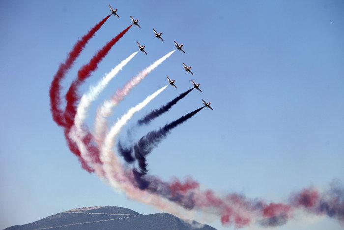 Athens Flying Week: Φοβεροί ελιγμοί, αερομαχίες & ακροβατικά - εικόνα 11