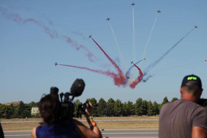 Athens Flying Week: Φοβεροί ελιγμοί, αερομαχίες & ακροβατικά - εικόνα 14