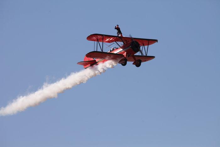 Athens Flying Week: Φοβεροί ελιγμοί, αερομαχίες & ακροβατικά - εικόνα 15