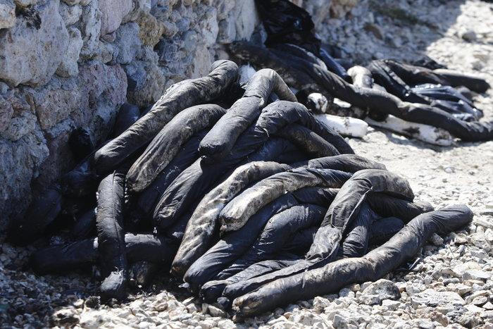 Ποιος θα πληρώσει τη ζημιά για το μαζούτ που έπνιξε τις ακτές - εικόνα 4