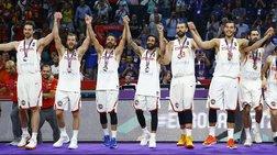 Eurobasket: Τρίτη θέση και χάλκινο μετάλλιο για την Ισπανία
