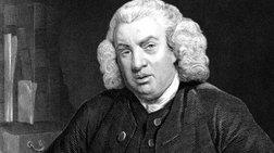 Σάμιουελ Τζόνσον: Ο πατέρας του πρώτου λεξικού αγγλικών