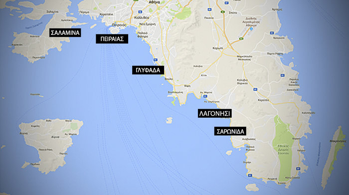 Στη Σαρωνίδα έφτασε η πετρελαιοκηλίδα - Καταστροφή χωρίς τέλος