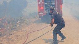 Εθελοντής πυροσβέστης έβαλε φωτιά στη Σάμο & ανέλαβε δράση στην κατάσβεση