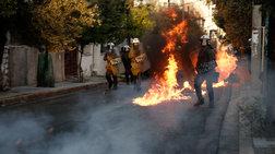 Πετροπόλεμος & δακρυγόνα στις πορείες μνήμης για τον Π.Φύσσα