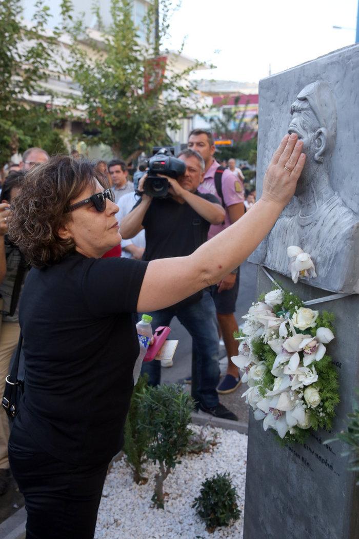 Επεισόδια στην πορεία για τα 4 χρόνια από τη δολοφονία Φύσσα [φωτό] - εικόνα 7