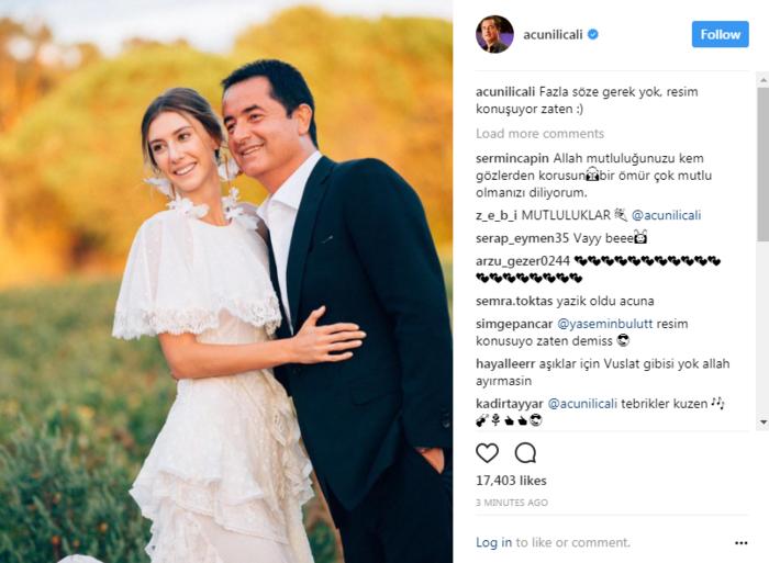 Acun Ilicali: Ο παραμυθένιος γάμος του κ. Survivor στο Saint-Tropez - εικόνα 6